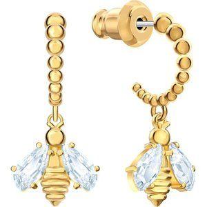 Swarovski BEE A QUEEN earrings